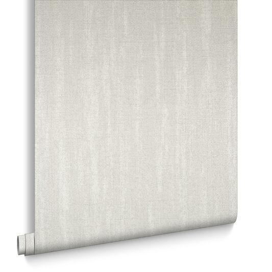 Chenille White Wallpaper, , large