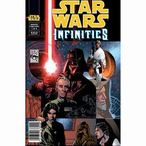 Toile Star Wars un nouvel espoir, , large