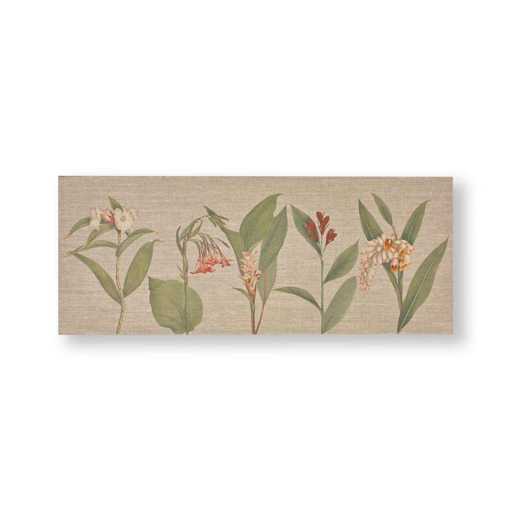 Botanical Bliss Canvas Wall Art, ...