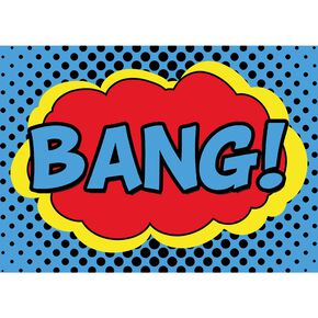 Bang Canvas, , large