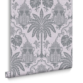 Imperial Grey Wallpaper, , large