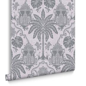 Imperial Grey Behang, , large