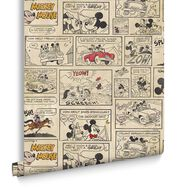 Mickey and Minnies Night Out Wallpaper, , large