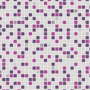 Checker Violet Fuschia Wallpaper, , large