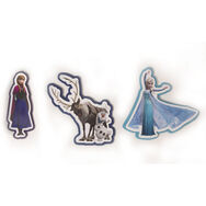 Frozen - 3 Piece Foam Stickers, , large