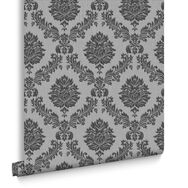 Jacquard Black und Grey, , large