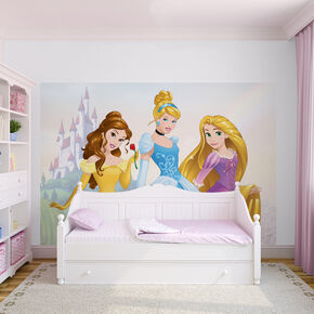 Digital Mural - Princess, , large