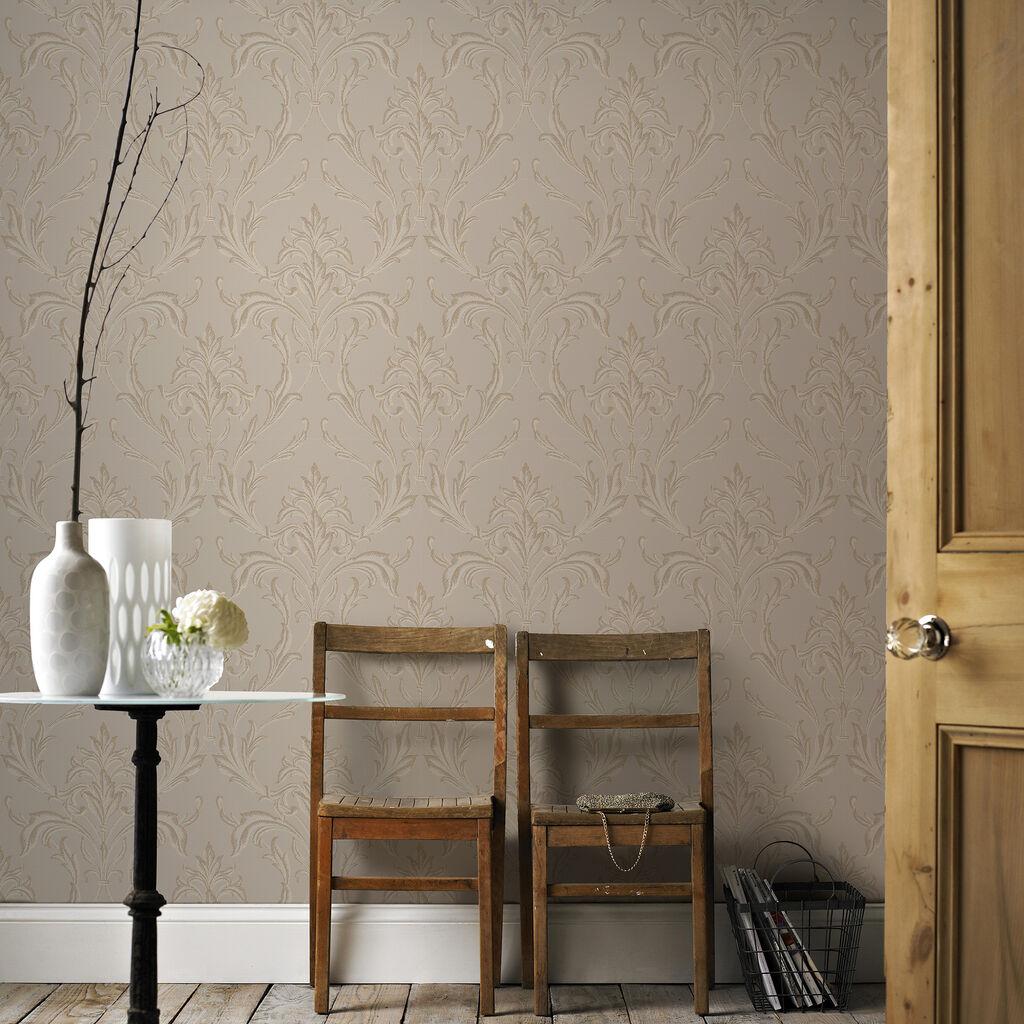 oxford beige and gold wallpaper grahambrownuk. Black Bedroom Furniture Sets. Home Design Ideas