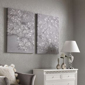 Tranquil Orchid Printed Canvas, , large