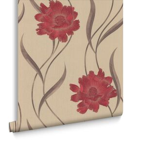 Poppy Red et Beige, , large
