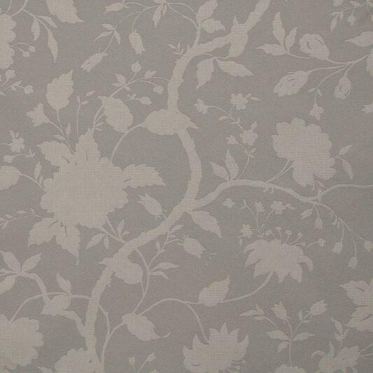 Botanic Taupe Wallpaper, , large