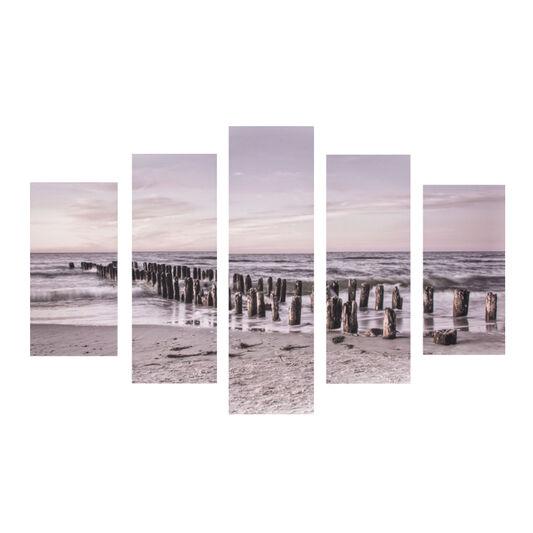 Tranquil seascape printed canvas grahambrownuk for Bureau en gros near me