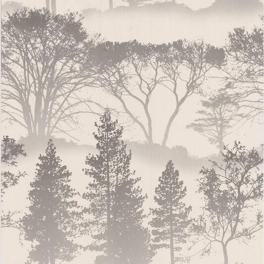 Mirage Grey Wallpaper, , large