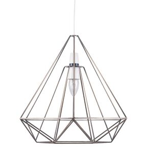 Geometric Diamond Easy Fit Pendant, , large