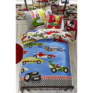 Pit Stop Pillowcase, , large
