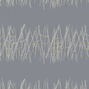 Linear Taupe Wallpaper, , large