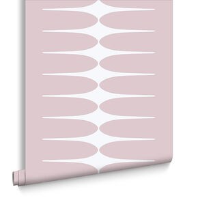 Do The Stretch Pink Behang, , large