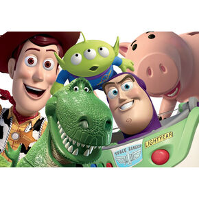 Toy Story Mural, , large