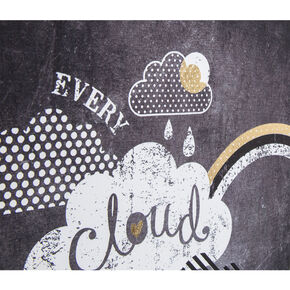 Every Cloud Printed Canvas, , large