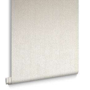 Water Silk Plain Ivory Wallpaper, , large