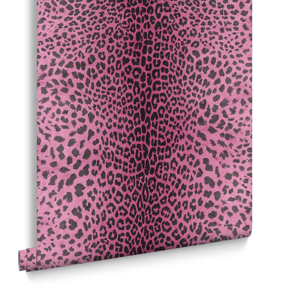 Light pink cheetah print background - photo#22