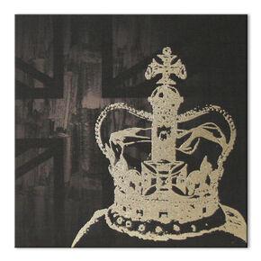 Kelly Hoppen The Coronation Wall Art, , large