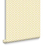 Helice Jaune Wallpaper, , large