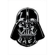 Star Wars Darth Vader Full Face Maxi Sticker, , large