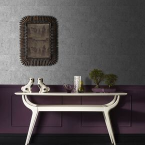 Soft Charcoal Koruku Wallpaper, , large