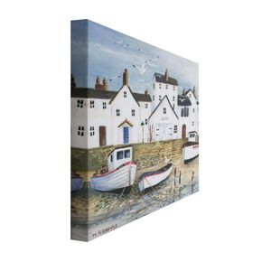 Harbourside Printed Canvas, , large