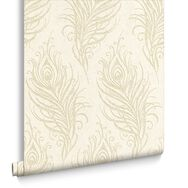 Quill Oyster Wallpaper, , large