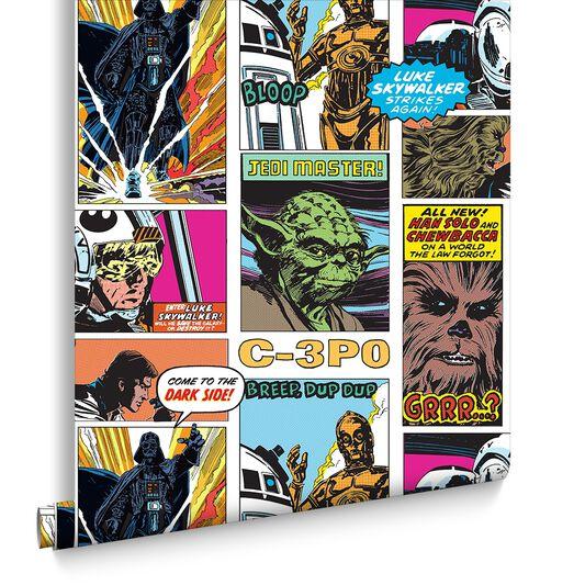 Star Wars Pop Art Collage Wallpaper Graham Amp Brown