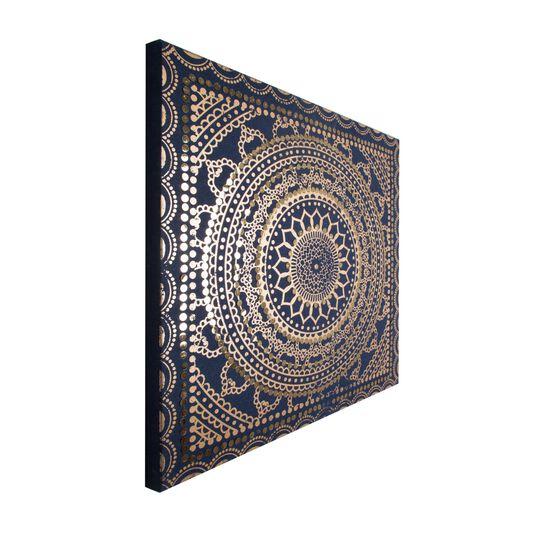 Embellished Ink Fabric Canvas, , large