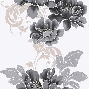 Cascada BlackandWhite Wallpaper, , large