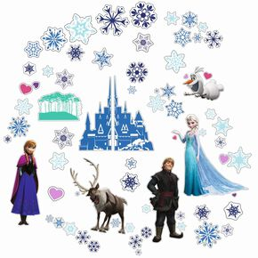 Frozen Small Sticker Pack, , large
