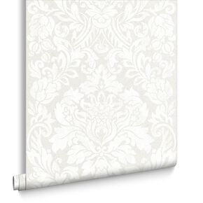 Gloriana Pearl Wallpaper, , large