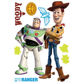 Toy Story Maxisticker, , large