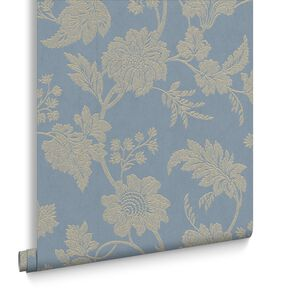 Mystique Blue Wallpaper, , large