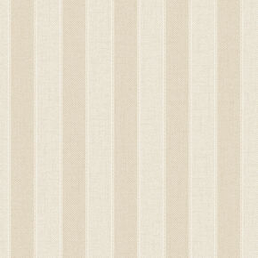 Ticking Stripe Sand Wallpaper, , large