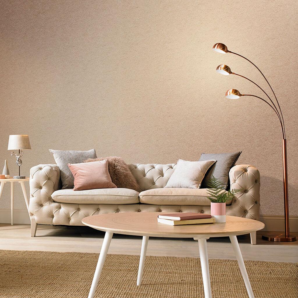 Tranquil Rose Gold Wallpaper Matte Amp Metallic Wallpaper