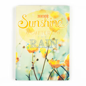 Sunshine After The Rain Printed Canvas, , large