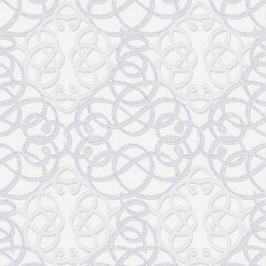 Ribbon Dance Pastels Wallpaper, , large