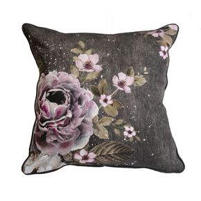 Bloom Floral Pillow, , large