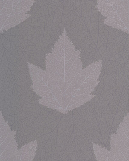 Maple Charcoal Wallpaper, , large