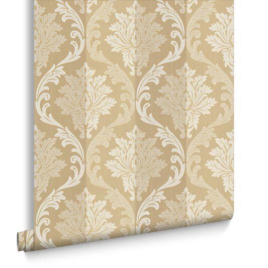 Splendour Cream Wallpaper, , large