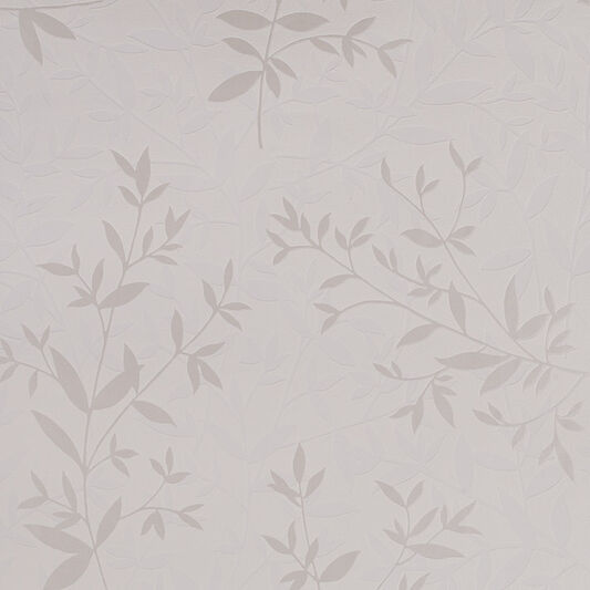 Bijou White and Mica Wallpaper, , large