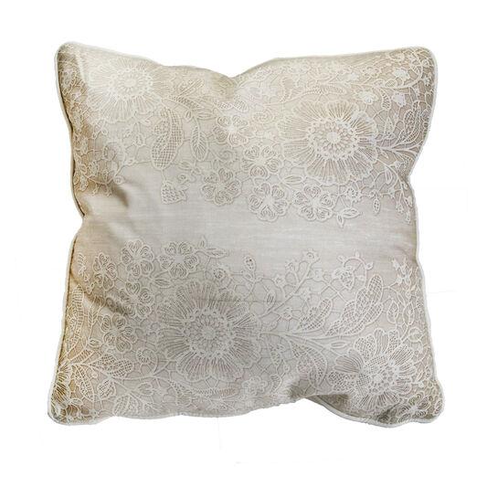 Antique Lace Cushion, , large