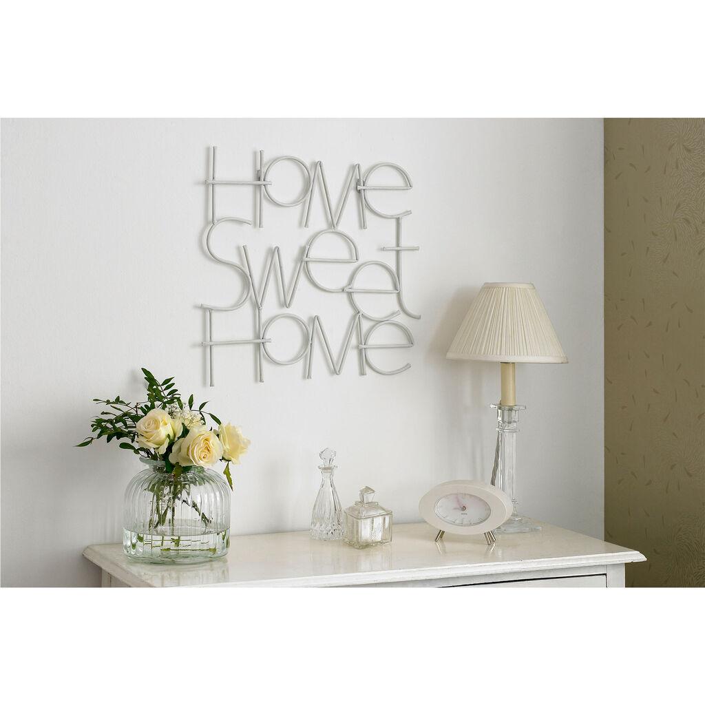 Home Sweet Home Wall Art sweet home metal wall art - grahambrownus