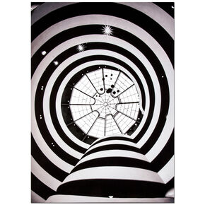 Guggenheim Spirals Printed Canvas, , large