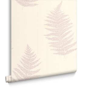 Verdant Pink Wallpaper, , large